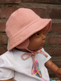Maximo-Ewers-Girls Baby muts-rose