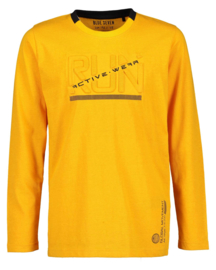 Blue Seven-Boys knitted T-Shirt-Lt Orange orig