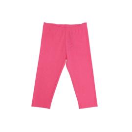 Lovestation22-Girls Legging 3-4-Neon Pink