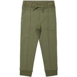 Vinrose -Boys Pants-Dusty olive