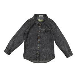 Boys Blouse-DJ DutchJeans-Black