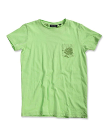 Boys T-Shirt - Blue Seven- Green