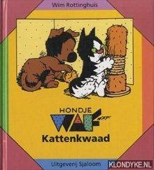 Hondje waf Kattenkwaad-Interstat-div kleuren