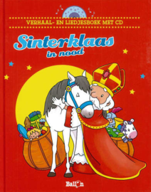 Sinterklaas in Nood- C.W.- Red