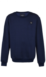 Boys Knit Andrew 009-D-Xel-navy