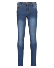 Blue Seven-Boys woven jeans trouser - Jeans blue orig