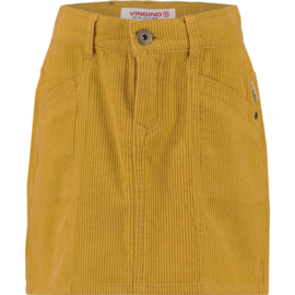 Girls Mini Skirt Qatries -Vingino- 321 Ochre Yellow