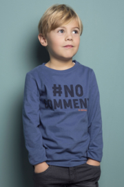 Boys T-shirt l.s  - DJ Dutch Jeans-Mid Blue