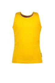 B.Nosy-Girls tanktop-Saffron-Yellow