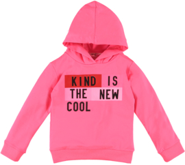 OChill-Girls Sweater Pleunl-Pink