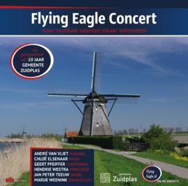 CD Flying Eagle Concert ,waar muzikale talenten elkaar ontmoeten- Blue