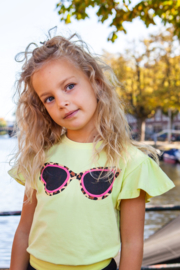 OChill-Girls Shirt Vera-Lime