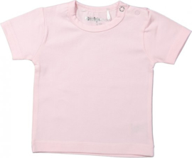 Girls Basic T Shirt k.m.-Dirkje- Light Pink