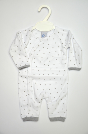 Unisex New Born Boxpak Little Stars- LPC- Ghite-grey