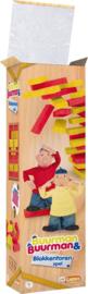 Buurman & Buurman Blokkentoren spel-B-Multi Color