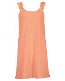 Blue Seven- Girls knitted dress-Ginger orig-Orange
