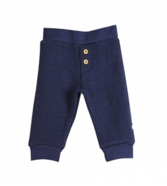 Ducky Beau-Baby Unisex Pants Total Eclipse-Navy