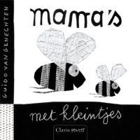 Mama s met kleintjes-Ikkemikke-wit