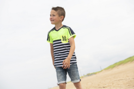 Boys  Shirt Robbe-Legends22-darkblue - green