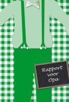 Rapport voor Opa-Ikkemikke- green