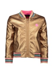 B.Nosy-Girls bronze jacket- Bronze