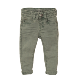 Koko Noko-Boys Jeans-Faded green