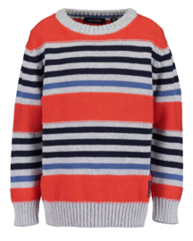 Kids boys knitted pullover -Blue Seven-Tomato orig