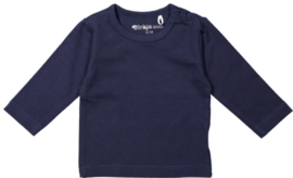 Boys Basic Shirt l.m.-Dirkje- Navy