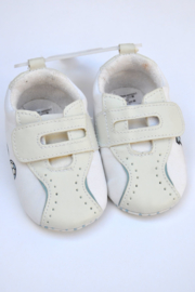 Boys Babyshoes Football -LPC-Wit- Maat 19