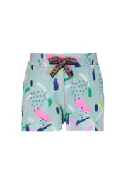 Bampidano-Baby Girls shorts Evie AO with fake bow SUMMER -allover