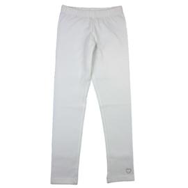 LoFff-Girls Legging-lang- white
