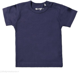 Boys Basic T Shirt k.m.-Dirkje- Navy