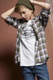 Boys Shirt Andrew 008-D-Xel-Green