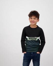 Vingino -Boys T-Shirt Jevon-Steel Green