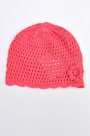 Baby hat_Dirkje- Roze