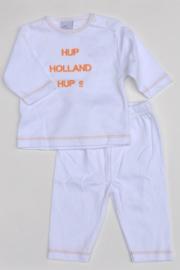 Baby Unisex 2 dlg Babysuit- LPC- Wit