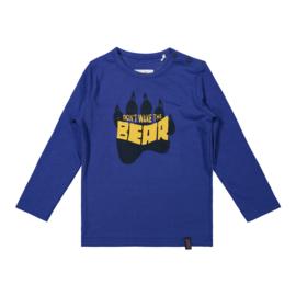Koko Noko-Boys T-shirt Ls-Blue