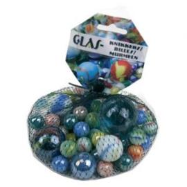 Knikkers 500 gram-C-Div kleuren