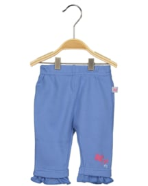 Baby Girls knitted trouser-Blue Seven-  Blue orig