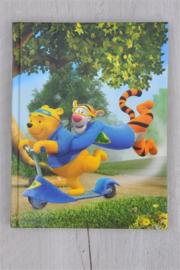 Notitieboek my friends Tigger en Pooh-Interstat- div kleuren