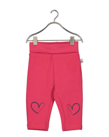Blue Seven-Baby Girls knitted pants- Pink orig