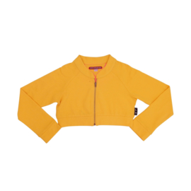 LoveStation22-Girls Bolero Qeaux- Yellow