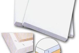 Linnen doek 3d 50x70 cm, depht 4,2 cm
