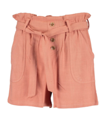 Blue Seven- Girls woven trouser-Ginger orig-Orange