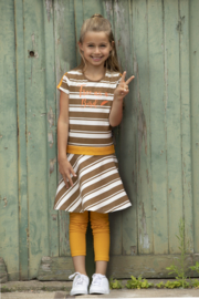 Lovestation22-Girls Dress Nina-Brown