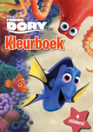 Kleurboek Finding Dory-C- Diverse kleuren