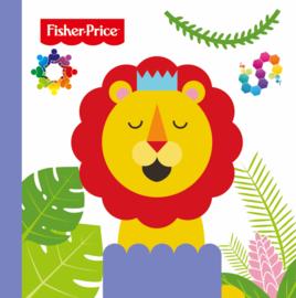 C.W.-Fisher Price kartonboek-Multi Color