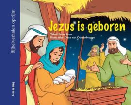 Bijbelverhalen op rijm 3 - Jezus is geboren-CBC-Diverse kleuren