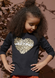 Kids Girls T-Shirt l/s Raine 12-Kids-Up-Black
