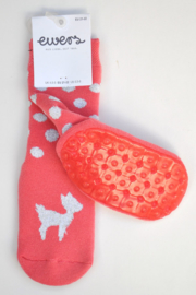 Girls Stoppi socks Deer-Ewers-Rose-maat 23